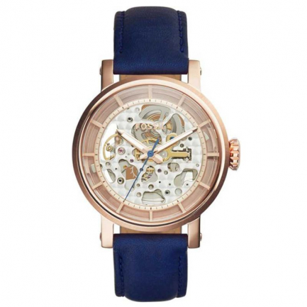 Fossil Women's Original Boyfriend Blue Watch ME3086