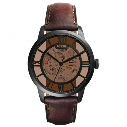 Fossil Men's Townsman Brown Watch ME3098