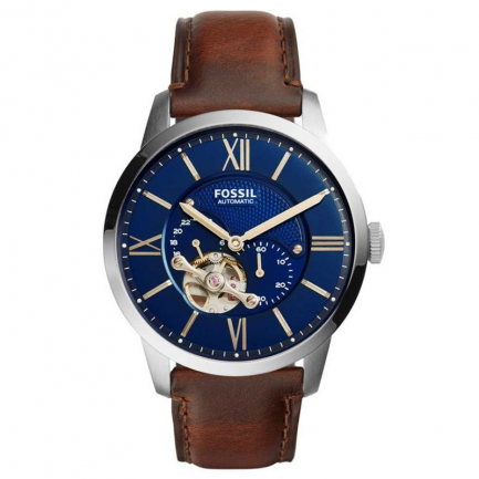 Fossil Men's Townsman  Blue Watch ME3110