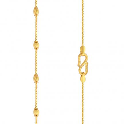 Malabar Gold Chain NBJCHN045