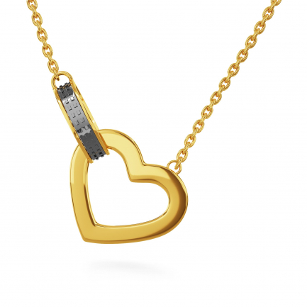 Malabar Gold Necklace NEGEDZRUCPT155