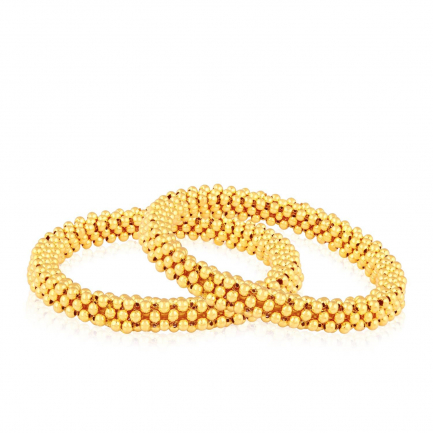 Malabar Gold Bangle Set NNKTH034