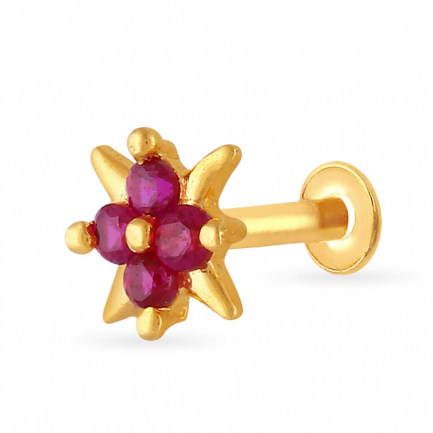 Malabar Gold Nosepin NPDSDZ059
