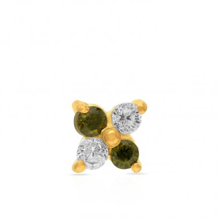 Malabar Gold Nosepin NPDSDZ090