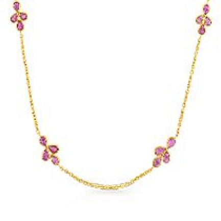 Precia Gemstone Necklace NYM238