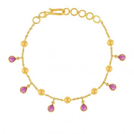 Precia Gemstone Bracelet NYO170R