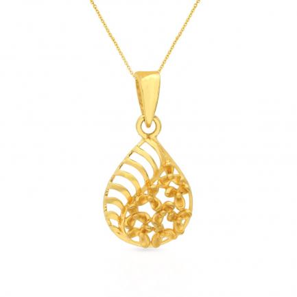 Malabar Gold Pendant PDSKCP1768A