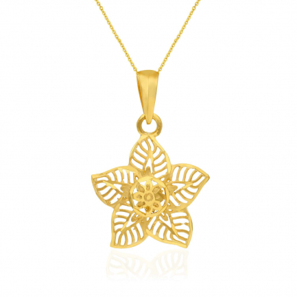 Malabar Gold Pendant PDSKCP747A