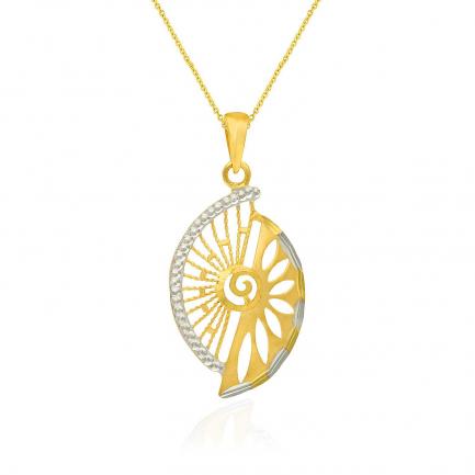 Malabar Gold Pendant PDSKNS150A