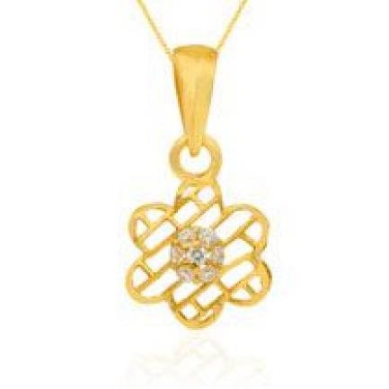 Malabar Gold Pendant PDSKNS1585A