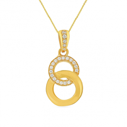 Malabar Gold Pendant PDSKSNP3380A