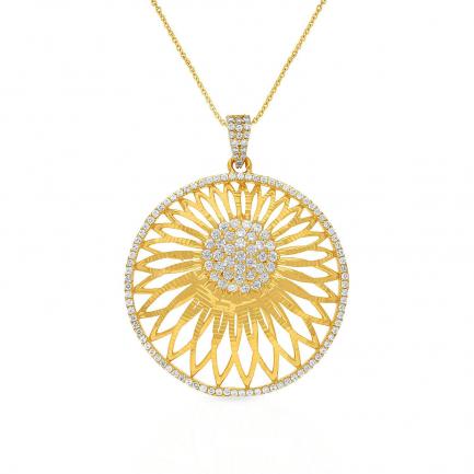 Malabar Gold Pendant PDSKSNP3691