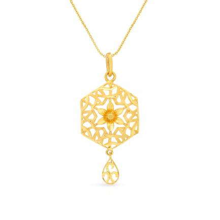 Malabar Gold Pendant PDSKSNP404A