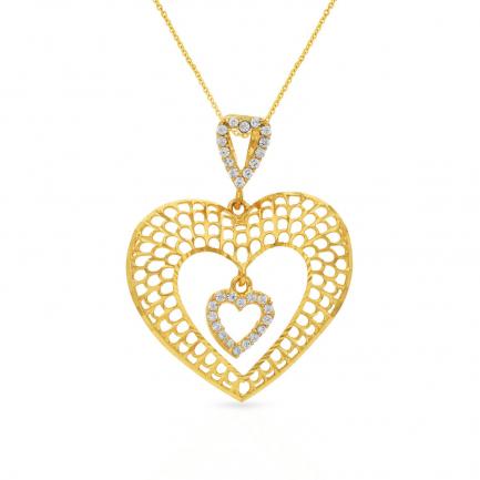 Malabar Gold Pendant PDSKSNP4285