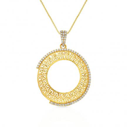 Malabar Gold Pendant PDSKSNP4286