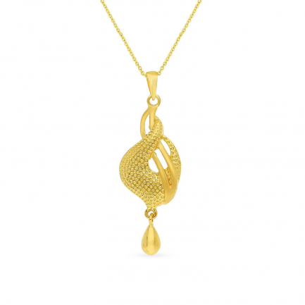 Malabar Gold Pendant PDSKSNP481A
