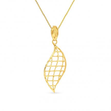 Malabar Gold Pendant PDSKSNP653A