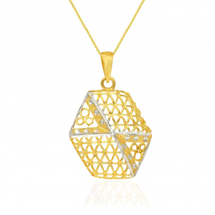 Malabar Gold Pendant PDSKSP409