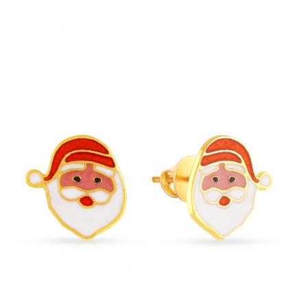 Starlet Gold Earring PLGNOPEN12567A