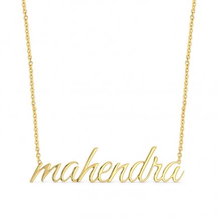 Malabar Gold Personalise Pendant PRPDNM002