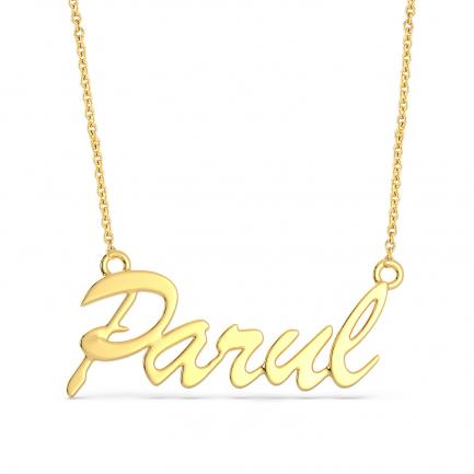 Malabar Gold Personalise Pendant PRPDNM004