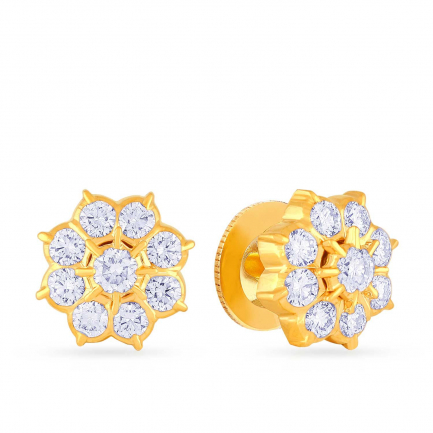 Mine Diamond Earring PSE102231