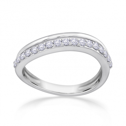 Mine Diamond Ring R-55734