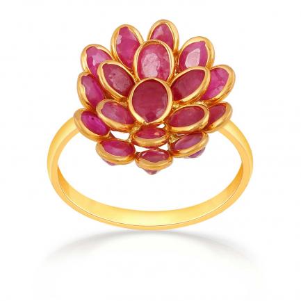 Precia Gold Ring RGSNGGM030