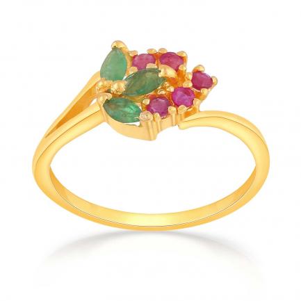 Precia Gold Ring RGSNGGM058