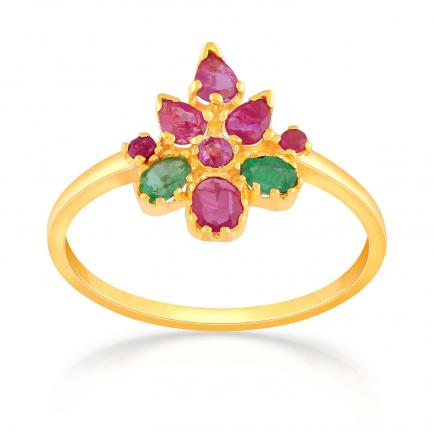 Precia Gold Ring RGSNGGM083