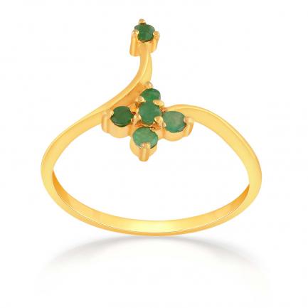 Precia Gold Ring RGSNGGM100