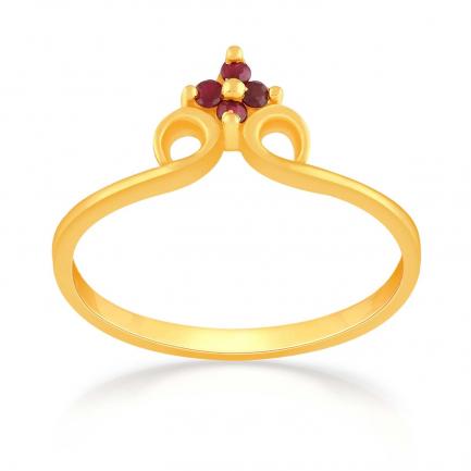 Precia Gold Ring RGSNGGM105