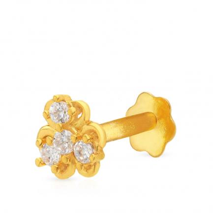 Malabar Gold Nosepin SKYDZNP0067