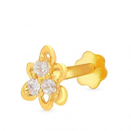 Malabar Gold Nosepin SKYDZNP0080