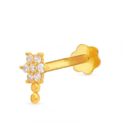 Malabar Gold Nosepin SKYDZNP0104