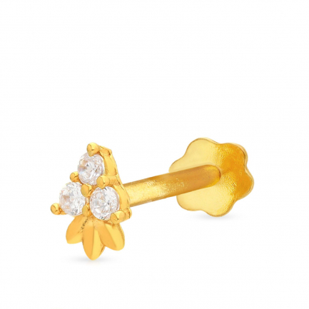 Malabar Gold Nosepin SKYDZNP0105
