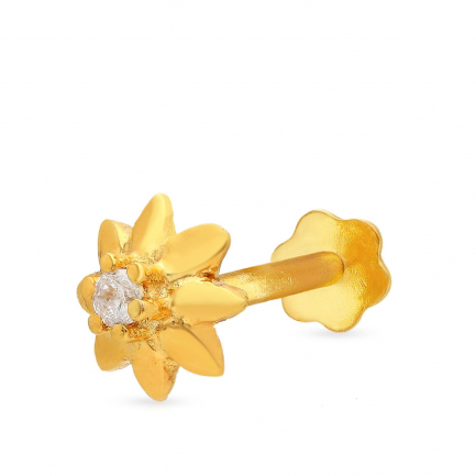 Malabar Gold Nosepin SKYDZNP0106