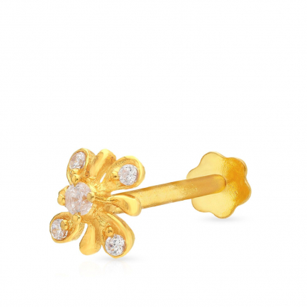 Malabar Gold Nosepin SKYDZNP0108