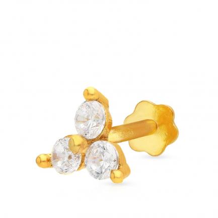 Malabar Gold Nosepin SKYDZNP0109