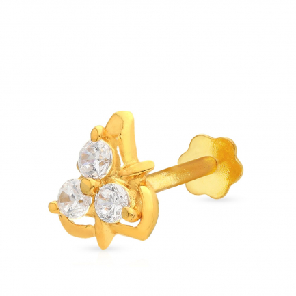 Malabar Gold Nosepin SKYDZNP0115