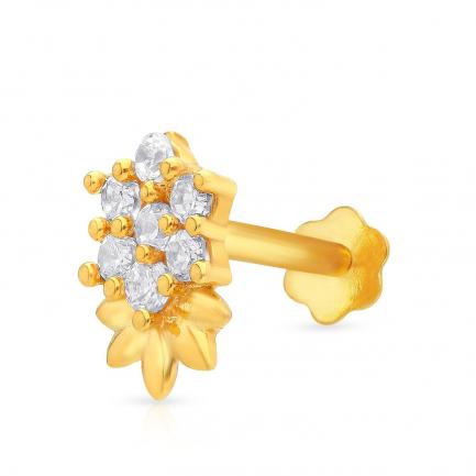 Malabar Gold Nosepin SKYDZNP0120