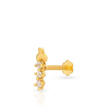 Malabar Gold Nosepin SKYDZNP0164