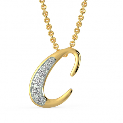 Malabar Gold Pendant SMGRK003