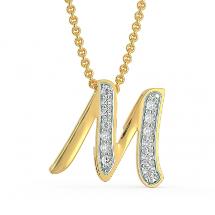 Malabar Gold Pendant SMGRK013