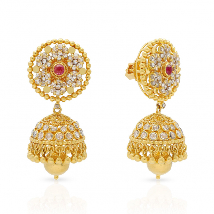 Era Uncut Diamond Earring STERHDOSJUA058