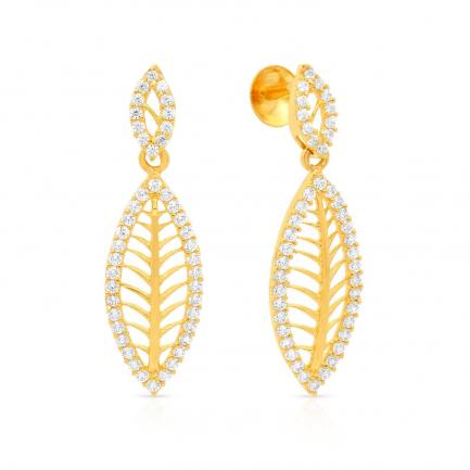 Malabar Gold Earring STGEDZRURGU576