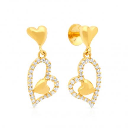 Malabar Gold Earring STGEDZRURGU584