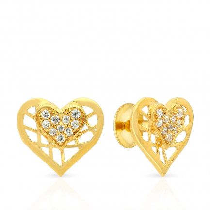 Malabar Gold Earring STGEDZRURGU586