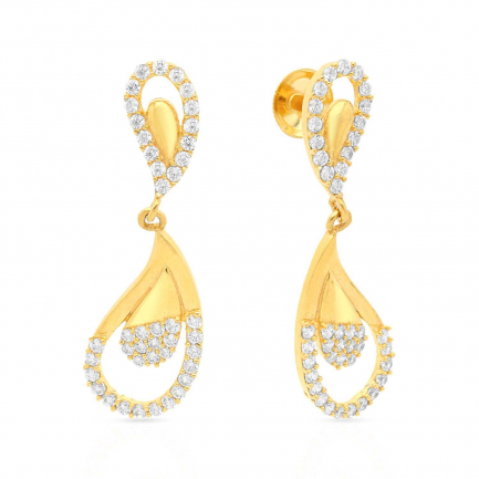 Malabar Gold Earring STGEDZRURGU601