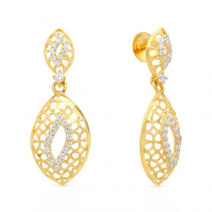 Malabar Gold Earring STGEDZRURGU611